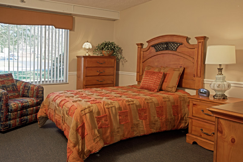 About Camelot Chateau Assisted Living